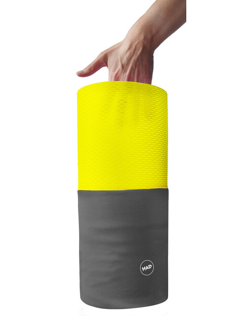 HAD Go! Ultimate Tube Scarf fluo yellow